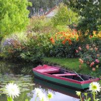 Jardin André Van Beek à Saint-Paul