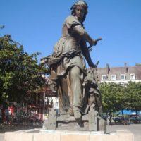 Statue de Jeanne Hachette - Beauvais