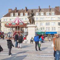 Place Jeanne Hachette - Beauvais