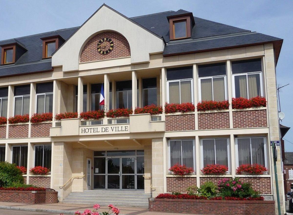 Hotel de ville de formerie